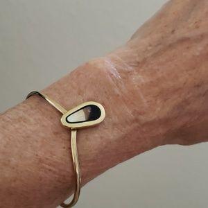 'Original' Artisan Brass Cuff Bracelet